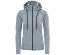Slacker Zip Hoodie tnf medium grey heather