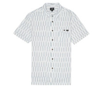 Sundays Jacquard Shirt white