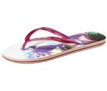 Summer Print Sandals Women purple