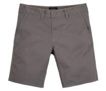 Toil II Hemmed Shorts grey