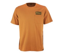 Franklin Park T-Shirt brown duck