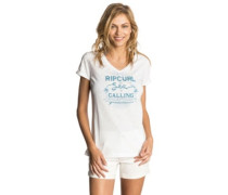 Sea Is Calling T-Shirt white