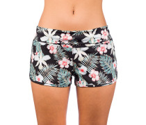 Endless Summer Prt Boardshorts anthracite tropicalababa