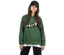 Roll It Up Hoodie green
