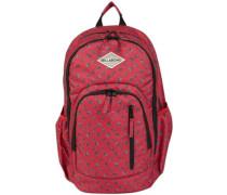Roadie Backpack cardinal