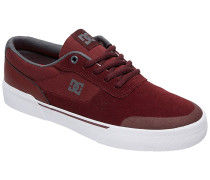 Switch Plus S Skate Shoes burgundy
