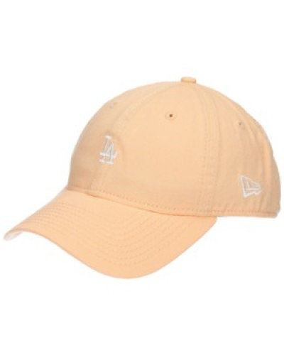 Pastel 920 Unstructured Cap los angeles dodgers peach