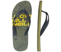 Profile Graphic Sandals black