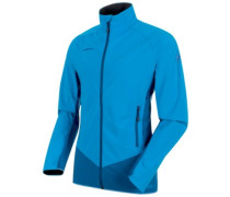 Aenergy Softshell imperial-ultramarine