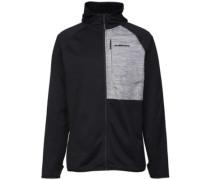 Sintered Tech Fleece Jacket black