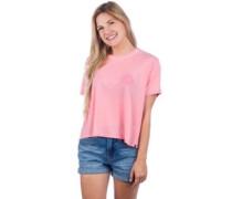 Rise & Shine Burnout Ranger T-Shirt pink gaze