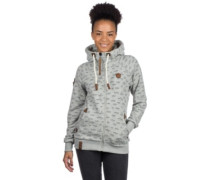 Speed Ferocity Training Zip Hoodie grey melange. Naketano 08e9ffc79a