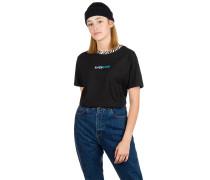 Zebra Boyfriend S/S T-Shirt black
