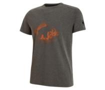Trovat T-Shirt dark orange