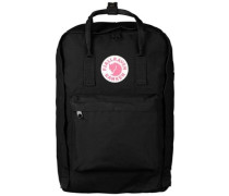 Kanken Laptop 17 Backpack black