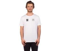 League T-Shirt white