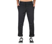 Slim Fit Work Pants black