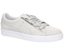 Suede Jewel Metalic Sneakers glacier gray