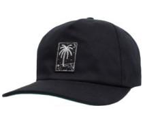 Oasis Snapback Cap black