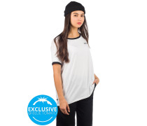 Dusk Ringer T-Shirt white