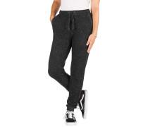 Cosy Jogging Pants black marled