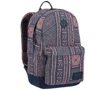 Kettle Backpack mood indigo bam canvas