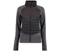 X-Kinetic Full Zip Fleece Jacket black out