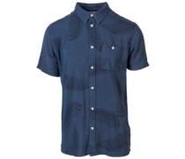 On Board Shirt blue indigo
