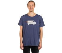 Van Trip T-Shirt blue indigo mar
