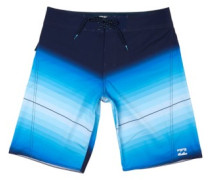 "Fluid X 21"" Boardshorts blue"