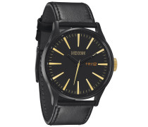 The Sentry Leather gold