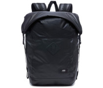Fend Roll Top Backpack black
