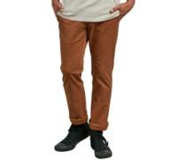Frickin Slim Chino Pants camel