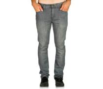 Louisiana Blech Gray Jeans bleached gray