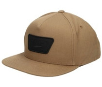 Full Patch Snapback Cap rubber