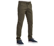 Reflex Easy Pants Long clay olive