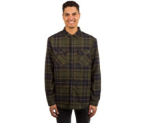 Brighton Insulated Shirt LS forest night rowan