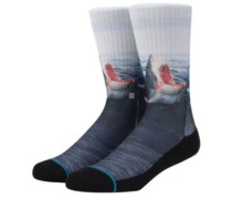 Landlord Socks blue
