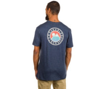 Fox Peak Active T-Shirt mood indigo