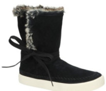 Vista Boot Women black suede