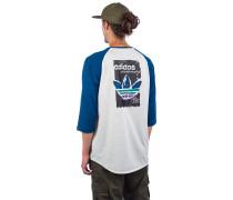 Claremont 3/4 Longsleeve T-Shirt legend marin