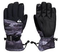 Mission Gloves black matte painting