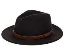 Messer Fedora Hat black