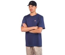 Stockdale T-Shirt navy blue