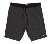 Balance Shorts black heather