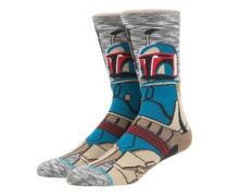 Bounty Hunter Star Wars Socks grey