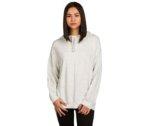 Snugly Hoodie light grey mel