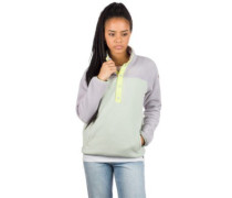 Hearth Fleece Sweater aquagr