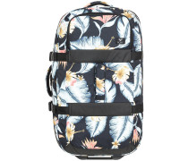 In The Clouds 2 Travelbag anthracite tropical love