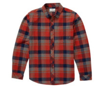 Coastline Flannel Shirt LS navy